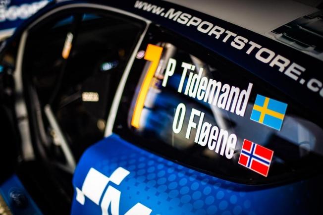 M-Sport afronta el reto del Rally de Turquía con Suninen y Tidemand