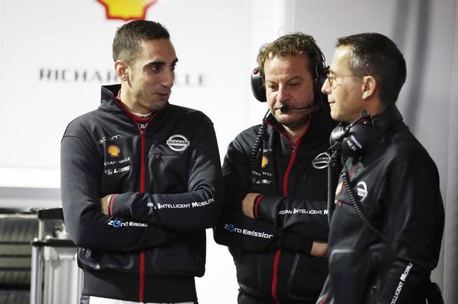 Nissan asume los riesgos de renovar a Sébastien Buemi