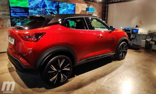 Nissan Juke 2020 El Incombustible Crossover Estrena Imagen