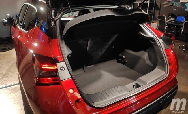Nissan Juke 2020 - maletero