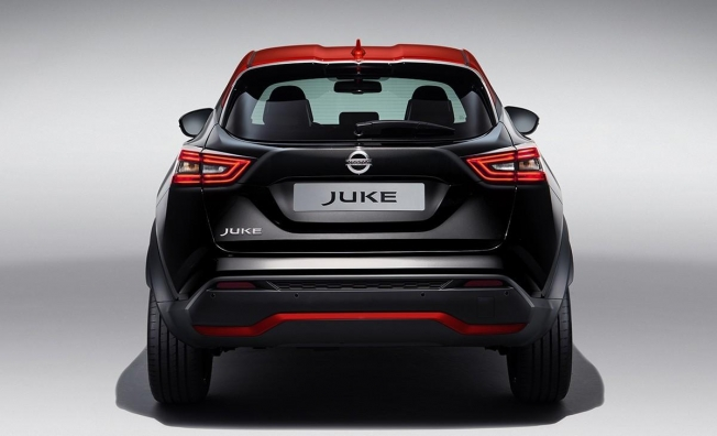 Nissan Juke Premiere Edition - posterior