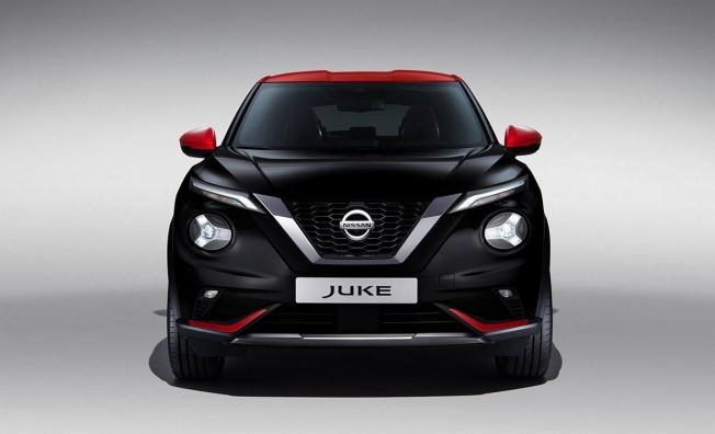 Nissan Juke 2020 - frontal