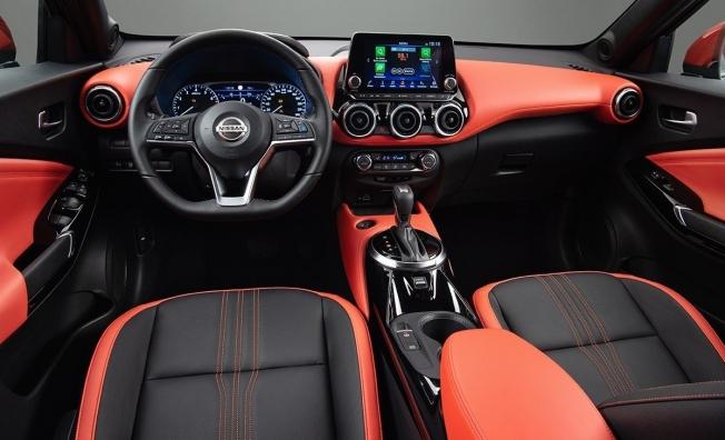 Nissan Juke 2020 - interior