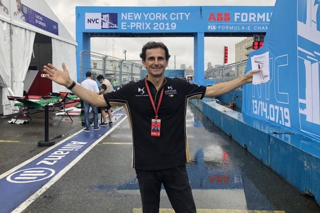 Pedro Martínez de la Rosa abandona el equipo DS Techeetah