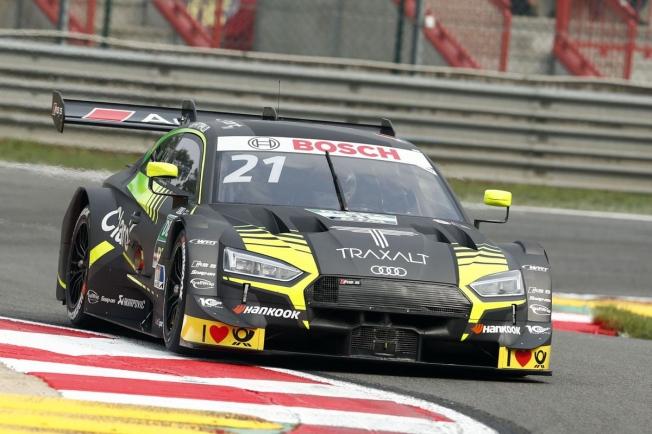 Pietro Fittipaldi trabaja para continuar en el DTM en 2020