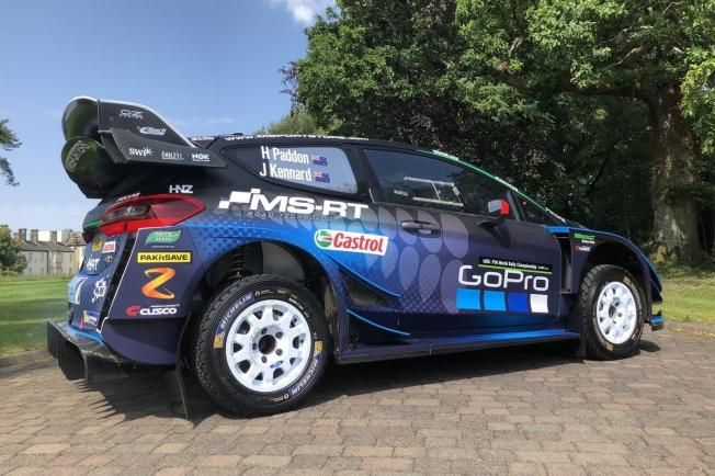 Pontus Tidemand y Hayden Paddon tendrán más rallies con M-Sport