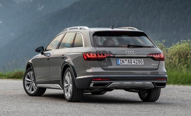 Audi A4 allroad quattro 2020 - posterior