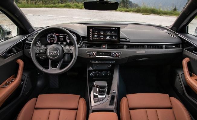 Audi A4 allroad quattro 2020 - interior