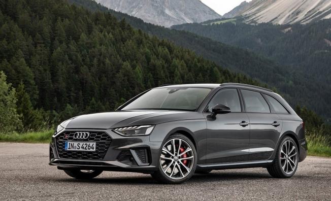 Audi S4 Avant 2020