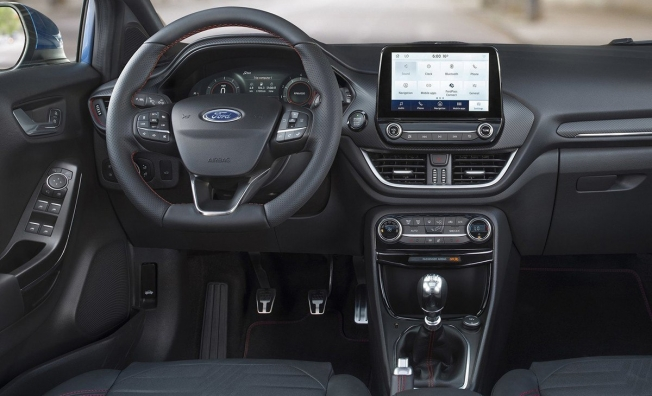 Ford Puma 2020 - interior