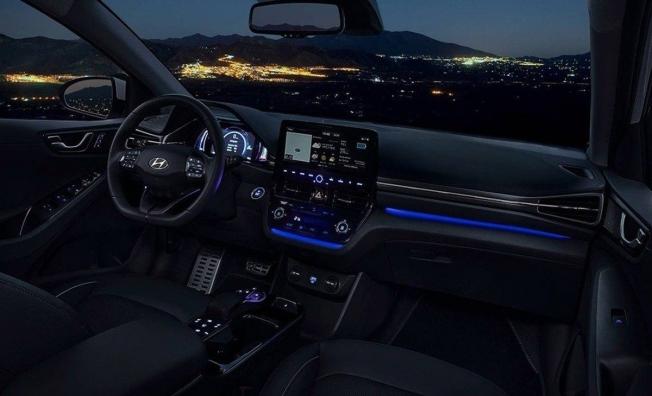 Hyundai IONIQ Eléctrico - interior