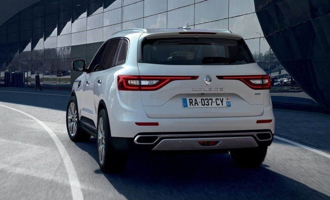 Renault Koleos 2020 - posterior