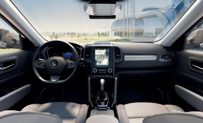 Renault Koleos 2020 - interior
