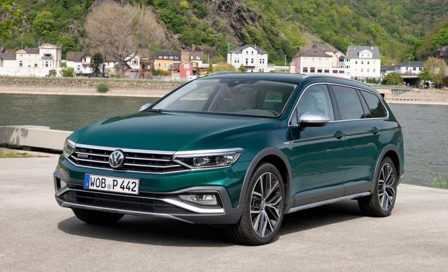 Volkswagen Passat Alltrack 2019