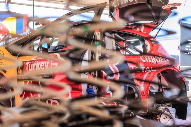 Previo y horarios del Rally de Turquía del WRC 2019