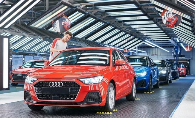 Producción del Audi A1 Sportback en España