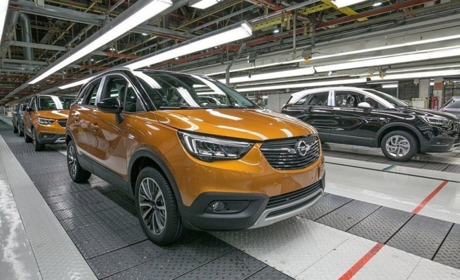 Producción del Opel Mokka X en España