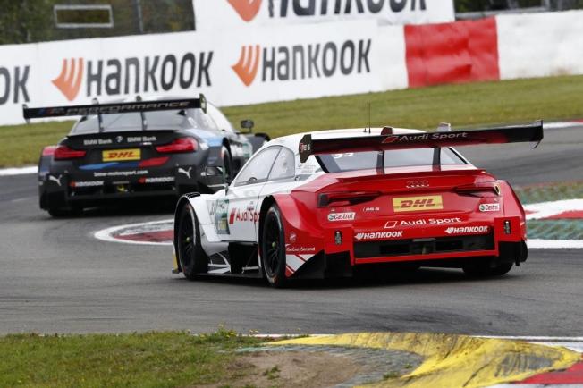 René Rast defiende su liderato en Nürburgring desde la pole