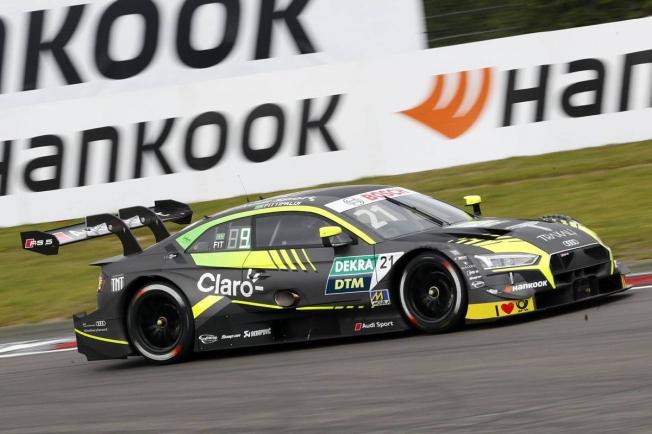 René Rast gana en Nürburgring y se acerca al título del DTM