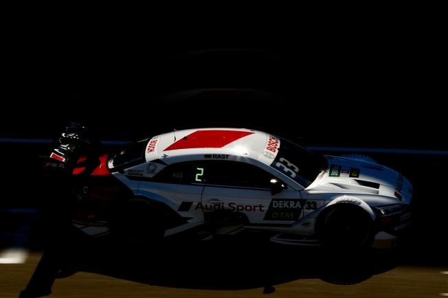 Rene Rást, primer campeón del DTM en la era turbo