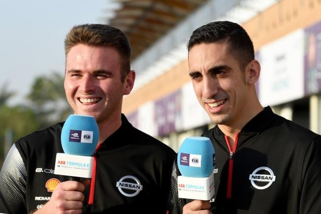 Sébastien Buemi y Oliver Rowland seguirán con Nissan en la Fórmula E