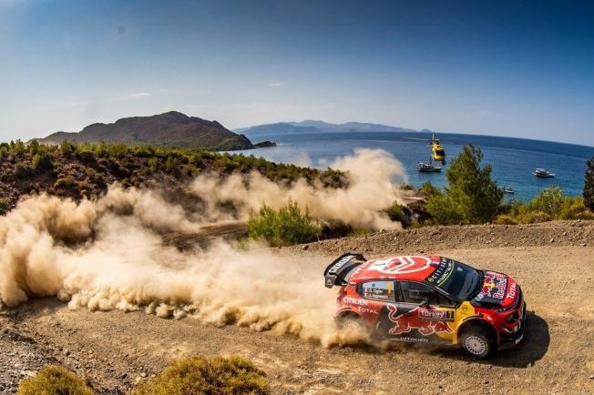 Sébastien Ogier supera a Esapekka Lappi en el Rally de Turquía
