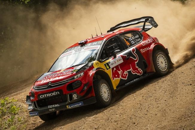 Sébastien Ogier tiene una 'bola de partido' en el Rally de Turquía
