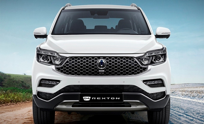 SsangYong Rexton 2020 - frontal