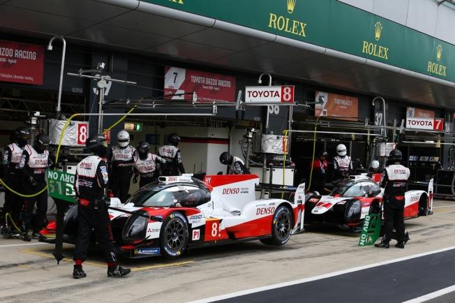 Toyota firma una pole de récord en las 4 Horas de Silverstone