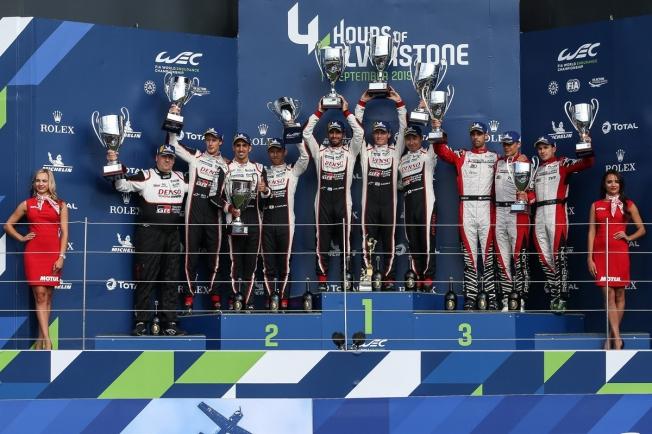 Toyota fue su propio rival en el doblete de las 4 Horas de Silverstone