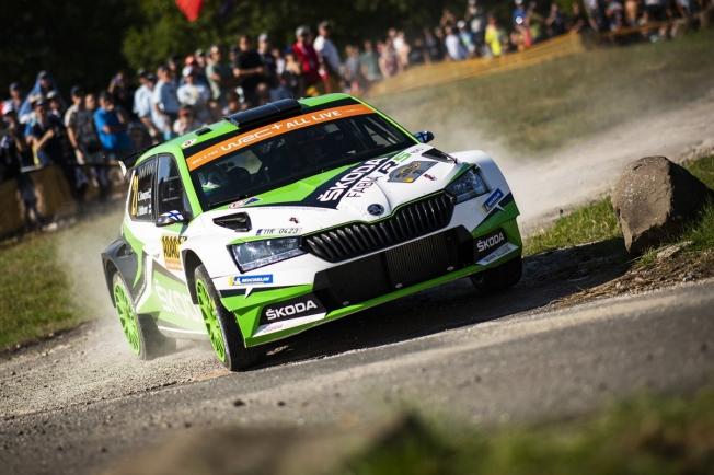 Tres R5 lucharán en el Rally de Turquía por la victoria en WRC2 Pro