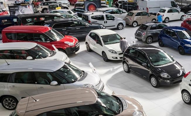 Ventas de coches de ocasión en España en agosto de 2019