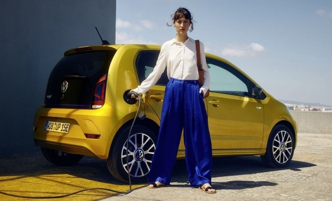 Volkswagen e-up! 2020 - posterior