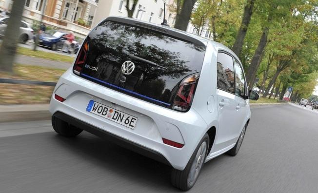 Volkswagen e-up! - posterior