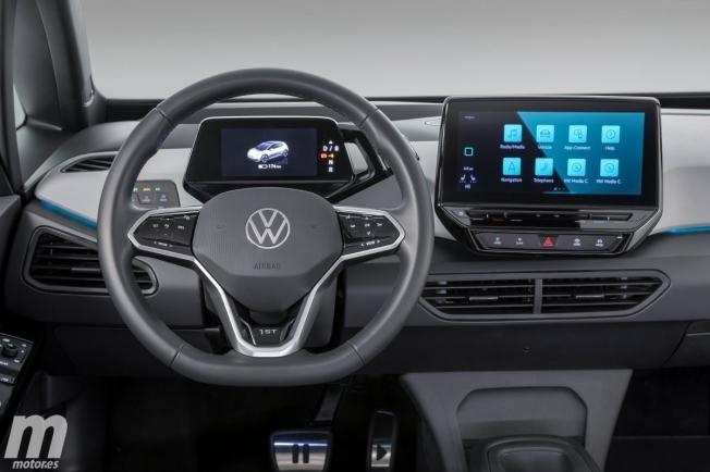 Volkswagen ID.3 - interior