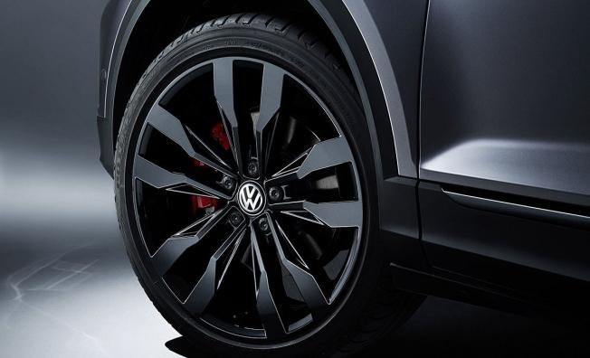 Volkswagen T-Roc Black Style