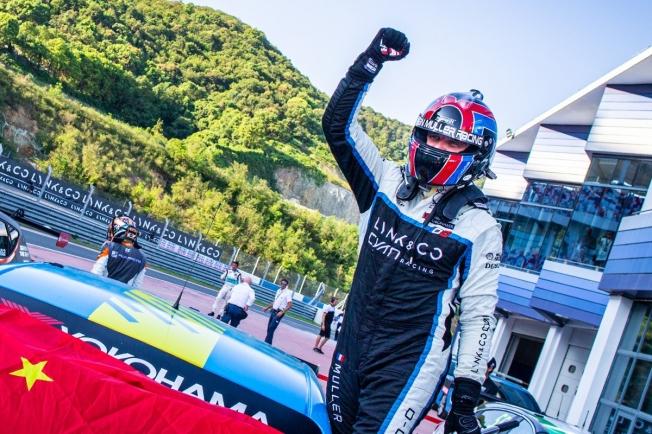 Yvan Muller cierra la cita del WTCR en Ningbo con su segunda victoria