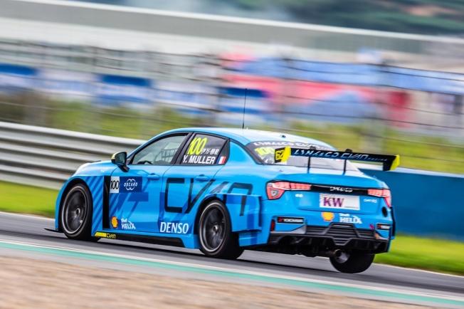 Yvan Muller y Lynk & Co se anotan su segunda pole en Ningbo