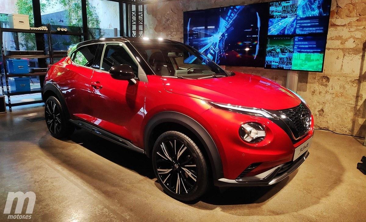 Nissan Juke II (2019) 5