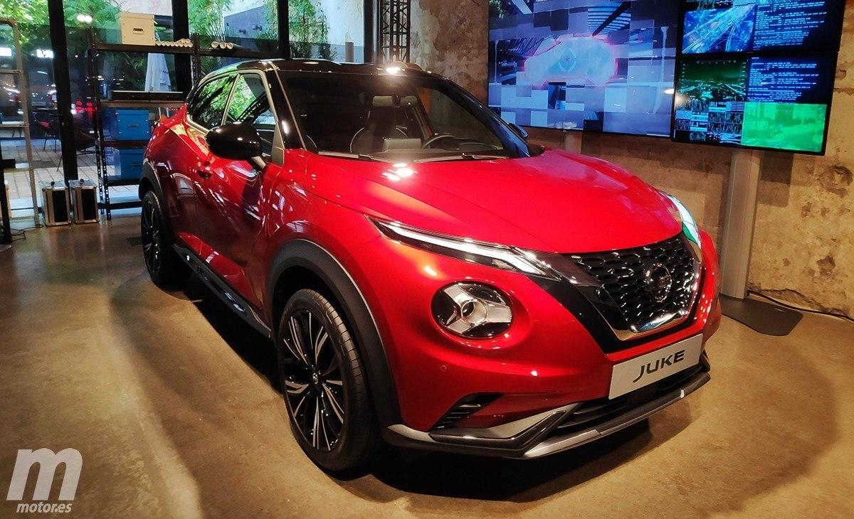 Nissan Juke II (2019) 7
