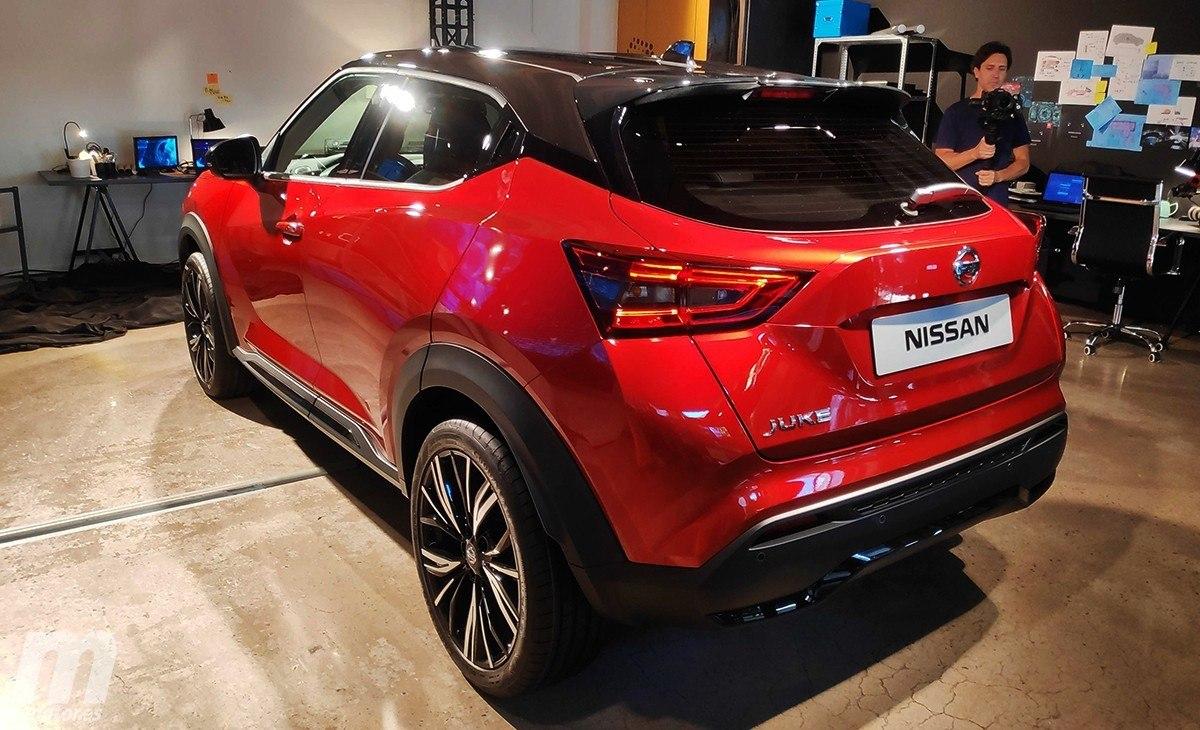 Nissan Juke II (2019) 8