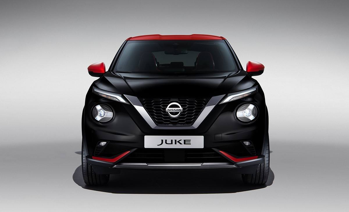 Nissan Juke II (2019) 14