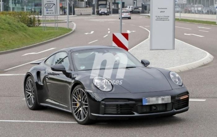 El nuevo Porsche 911 Turbo a fondo en Nürburgring [vídeo]