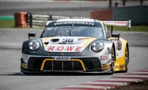 El Porsche #98 lidera la 'pre-qualifying' de las 3 Horas de Barcelona