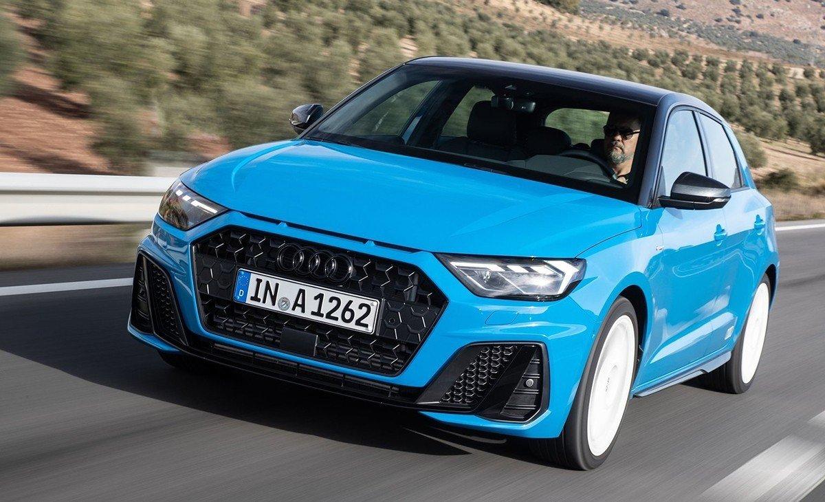 El Audi A1 Sportback 25 TFSI, ahora disponible con cambio S tronic