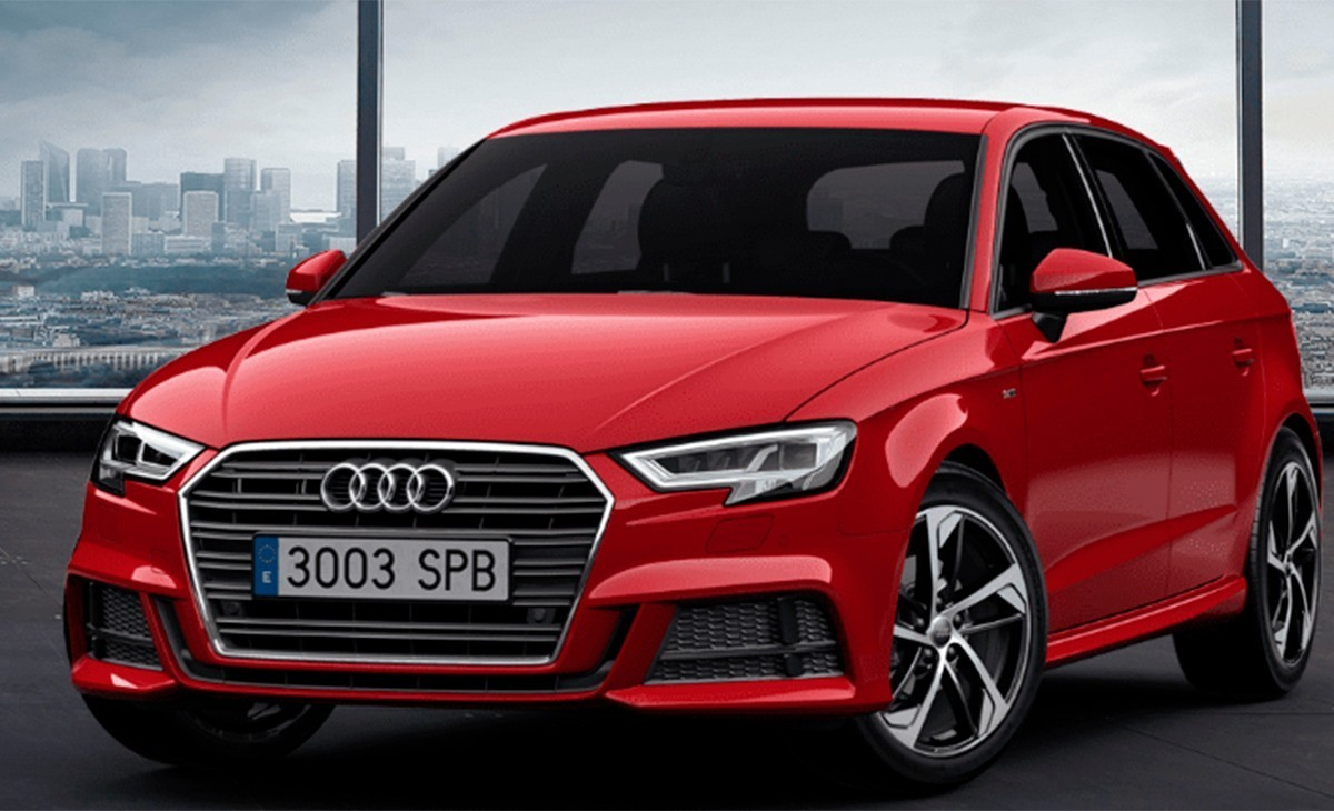 Audi A3 Sportback ALL-IN Edition, sobrado de equipamiento