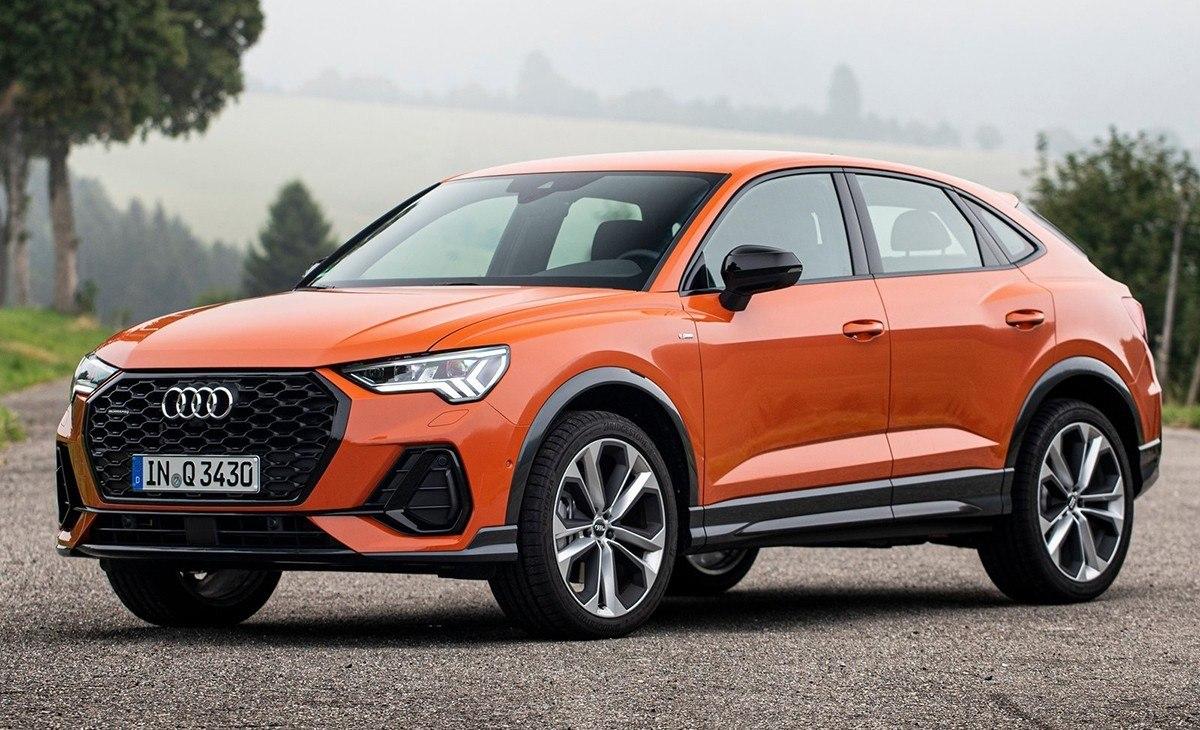 El nuevo Audi Q3 Sportback incorpora a su gama la motorización 35 TFSI