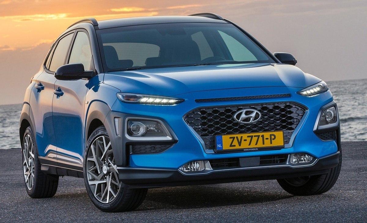 El nuevo Hyundai Kona Híbrido ya tiene precios en España
