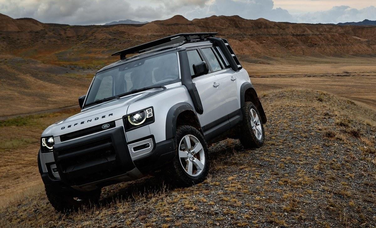 Precios del nuevo Land Rover Defender, el todoterreno británico está de regreso