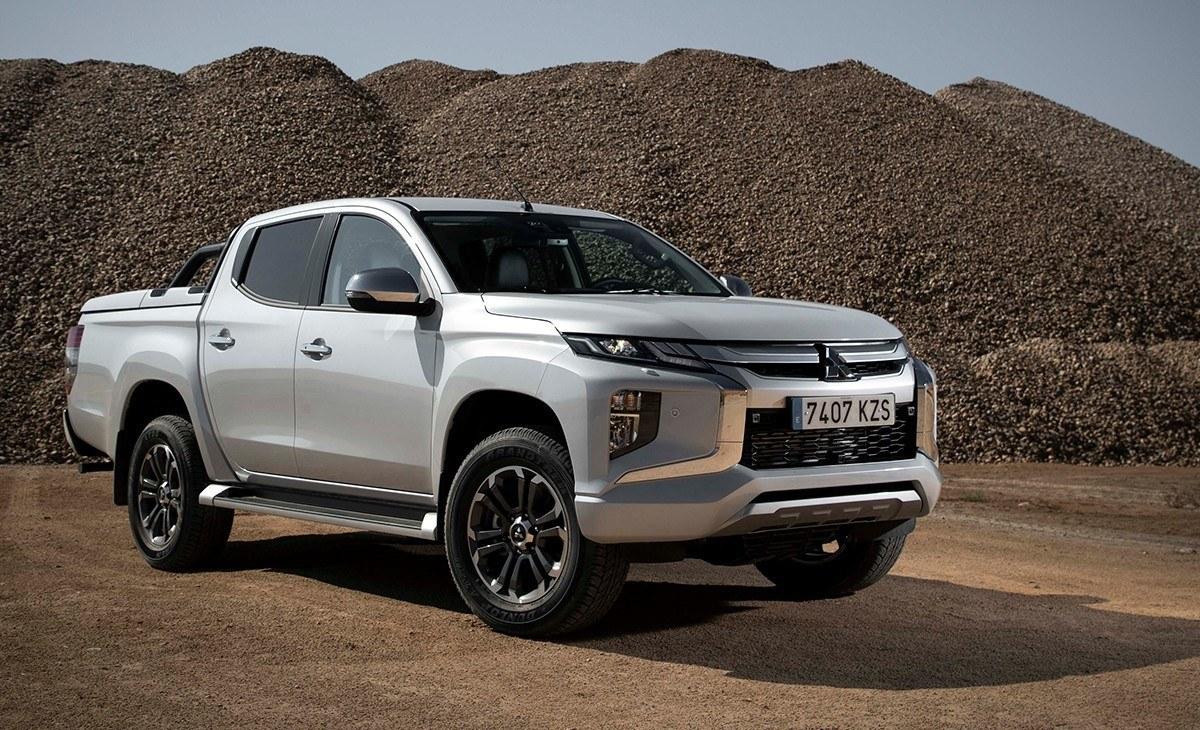 Precios y gama del Mitsubishi L200 2020, llega a España el renovado pick-up